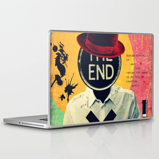 The End Laptop & iPad Skin