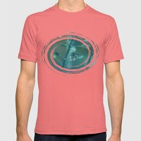 Teardrop Mens Fitted Tee Pomegranate SMALL