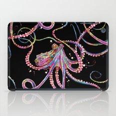 Reverse Drunk Octopus iPad Case