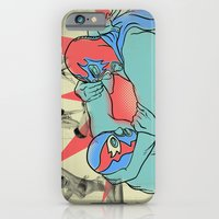 iPhone & iPod Case featuring Mondo Lucha! by Greg Duffy