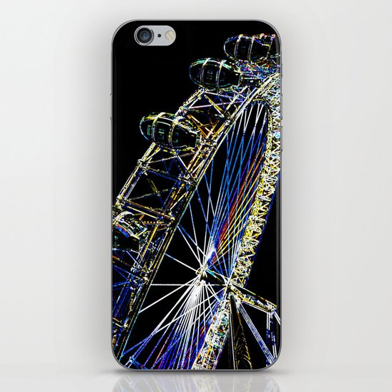 The London Eye Art iPhone & iPod Skin