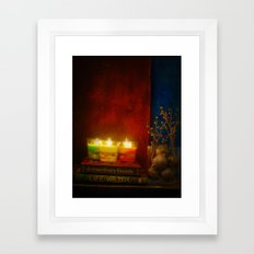 StillLife II Framed Art Print
