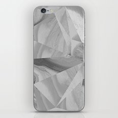 Irregular Marble II iPhone & iPod Skin