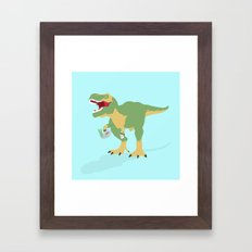 Weekly Shop Framed Art Print