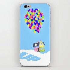 UP!  iPhone & iPod Skin