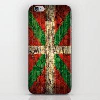 Ikurriña iPhone & iPod Skin