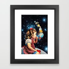 Maker Framed Art Print