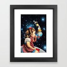 Maker Framed Art Print