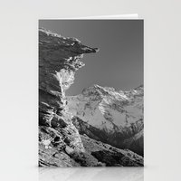 Living At 3479 Meters Hi… Stationery Cards