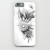 iPhone & iPod Case featuring bee by Dominic Damien