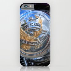 Live to Ride iPhone 6 Slim Case
