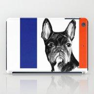French Bulldog. The Tota… iPad Case
