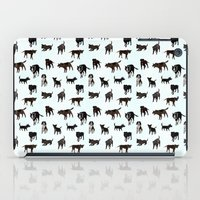 Dog Pattern iPad Case