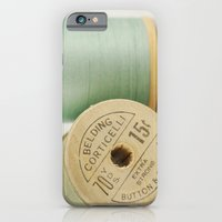Cotton iPhone 6 Slim Case