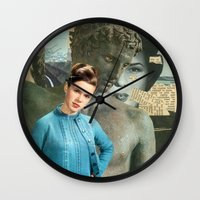 Marathon Wall Clock