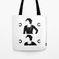 CC Deconstruct Tote Bag