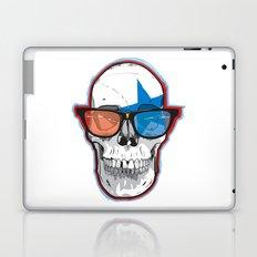 The 3D Star Punk Laptop & iPad Skin