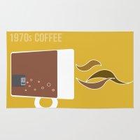 70s Coffee Rug