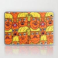 Trump Nightmare Pattern Laptop & iPad Skin