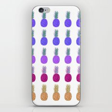 Pineapples - Plantation iPhone & iPod Skin