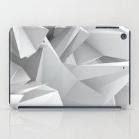 White Noiz iPad Case