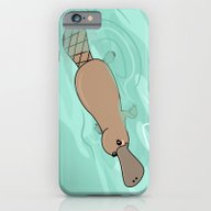 Kawaii Platypus iPhone 6 Slim Case
