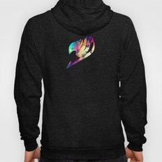 Galaxy Fairy Tail Logo Hoody