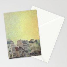 Paris Row Stationery Cards