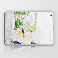 The Perfect Warrior Laptop & iPad Skin