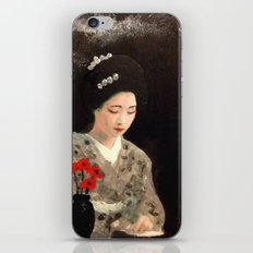 SMALL HAPPINESS iPhone & iPod Skin