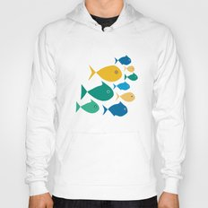 School of Fish Hoody