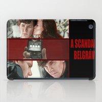 A Scandal in Belgravia iPad Case