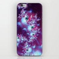 Mystical Universe iPhone & iPod Skin