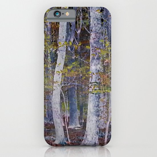 You Hiked while I Stood Still iPhone & iPod Case