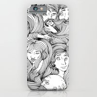 iPhone & iPod Case featuring family by K-NIZZY