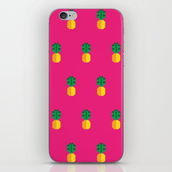 Fruit: Pineapple iPhone & iPod Skin
