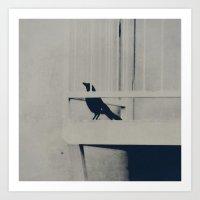 No Birds Art Print