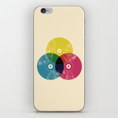 Music Is The Colors Of L… iPhone & iPod Skin