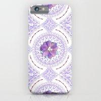 Victorian Flowers iPhone 6 Slim Case