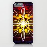 iPhone & iPod Case featuring Abstract metal 1 by Cozmic Photos
