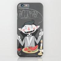 Vegan Vampire iPhone 6 Slim Case