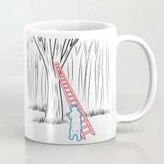 DA BEARS - CLIMBING Mug