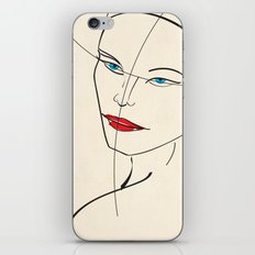 Figure Study iPhone & iPod Skin