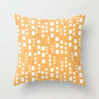 Mello Mallow Throw Pillow