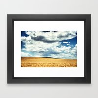 Find Your Stillness Framed Art Print
