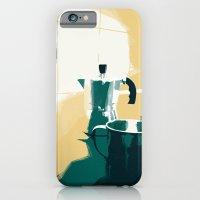 morning coffee iPhone 6 Slim Case