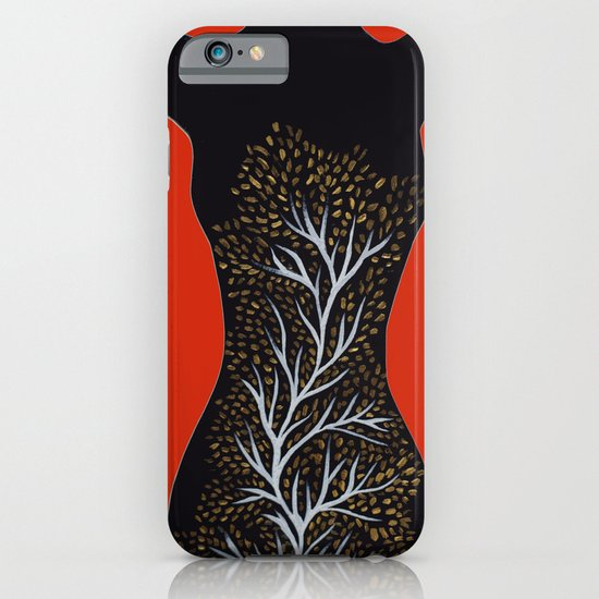 Body of roots iPhone & iPod Case