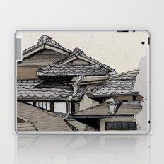 Vintage Gion Laptop & iPad Skin