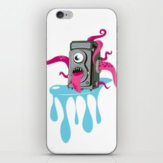 Monster Camera iPhone & iPod Skin