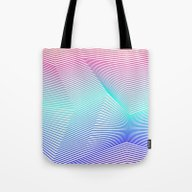 Tote Bag featuring Miami by Three Of The Possess…